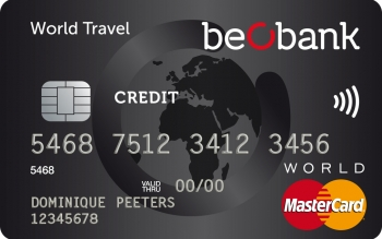 Credit World Travel BeoBank