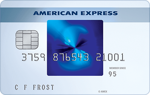 American Express Blue Kredietkaart