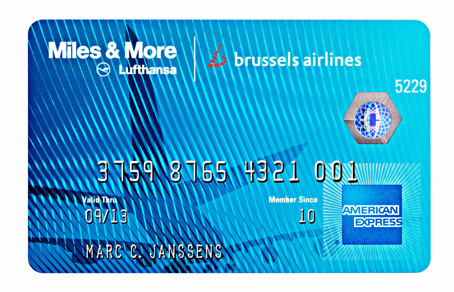 Brussels Airlines Preferred Card