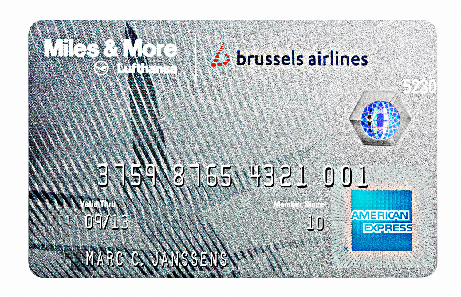 Brussels Airlines Premium Card