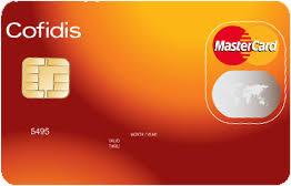 Reguliere creditcard van het Belgische Cofidis